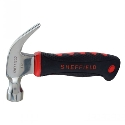 Century Drill and Tool 72254 Curved Claw Steel Hammer 16-Ounce